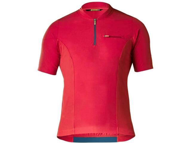 Mavic XA Pro SS Jersey Herren red